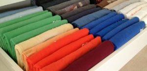 Как хранить и складывать футболки, чтобы они не мялись