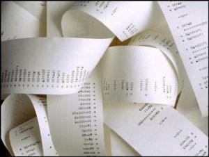 Как нужно хранить чеки, чтобы они не выцветали