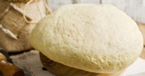 Как нужно хранить дрожжевое тесто дома