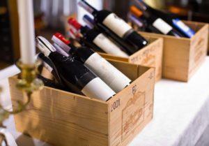 Как правильно нужно хранить вино