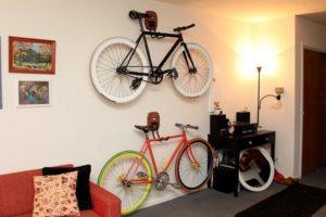 Советы по хранению велосипеда в квартире
