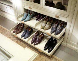 Правила хранения обуви в домашних условиях