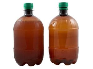Сколько составляет срок хранения разливного пива в пластиковой бутылке